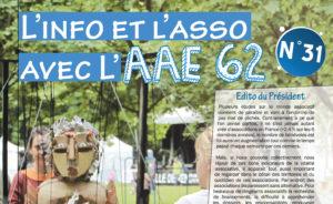Journal de l'AAE62 n°31